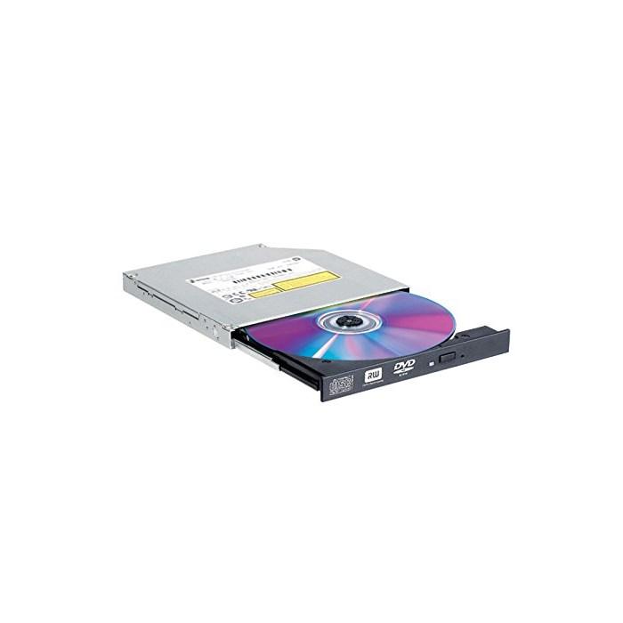 LG Electronics DVDGTC0N Internal Slim 8x SATA DVDRWBulk, One Size, One Color
