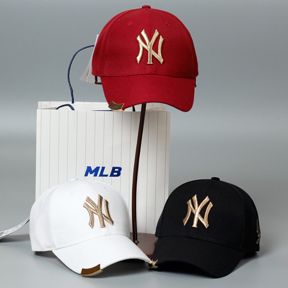 MLB 50L 뉴욕양키스 금속장식 포인트 모자 32CP50911
