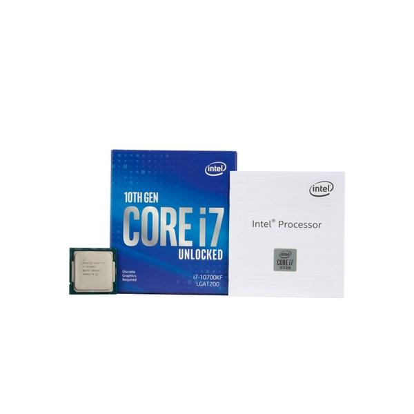 인텔 코어i7-10세대 10700KF (코멧레이크S) (정품), 단일상품