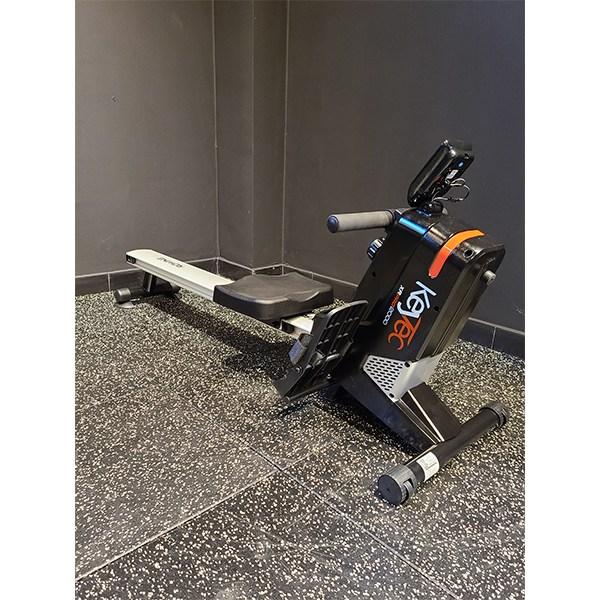 키텍 가정용 로잉머신 XR PRO 2000 유산소운동기구 블랙