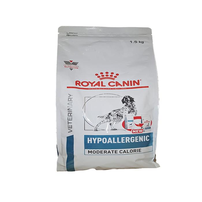 로얄캐닌처방식 DOG 하이포 모더레이트 칼로리 1.5kg, DOG하이포알러제닉모더레이트칼로리1.5kg