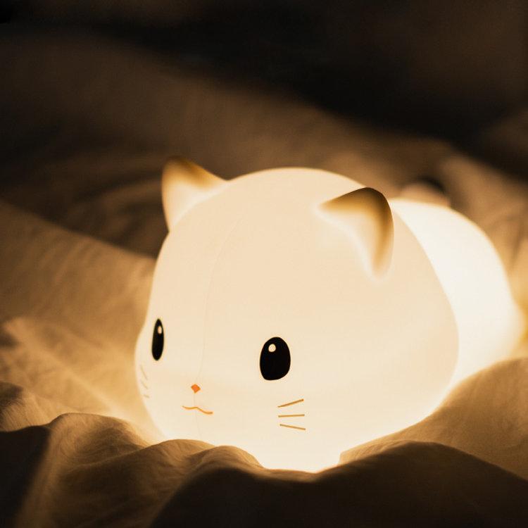 제나 귀여운 야옹야옹 고양이 타이머무드등