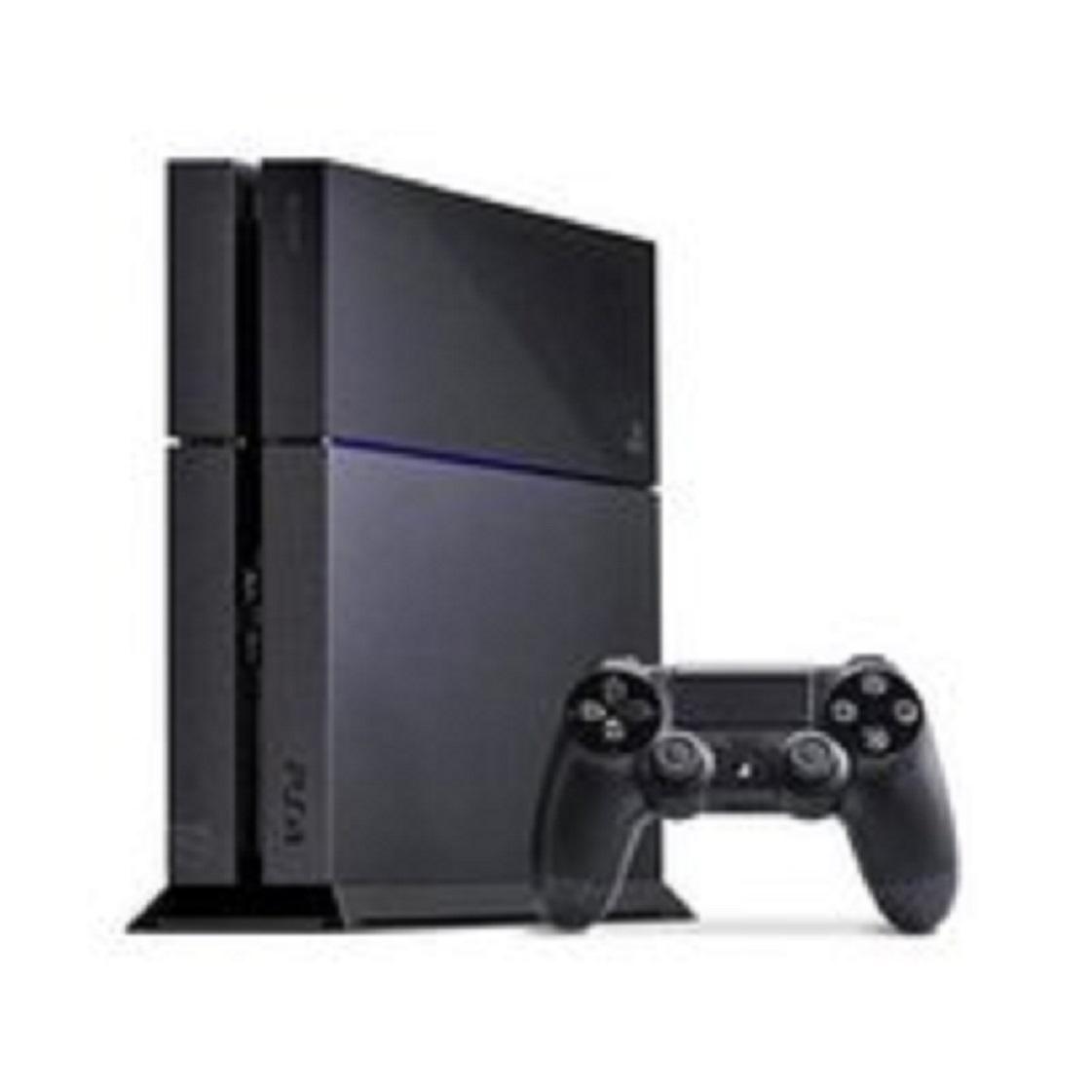 PS4 1205 500G 1인셋 한국정발 블랙 중고 노박스