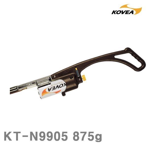 코베아 디럭스 가스 토치-부탄가스용 KT-N9905 875g (1EA)