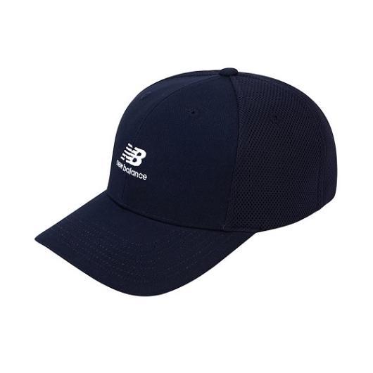 뉴발란스 J [뉴발란스 J] 로고 트러커 모자 - GD9S0201_59, navy(59)
