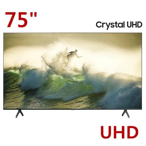 삼성 20년형 크리스탈 UHD TV 75인치 - KU75UT7000FXKR(벽걸이무료설치)