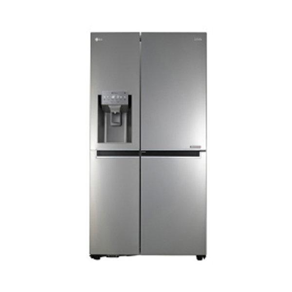 LG전자 DIOS 세미빌트인 얼음정수기냉장고 J612SS34 양문형 607L, LG전자 세미빌트인 얼음정수기냉장고 J612SS34