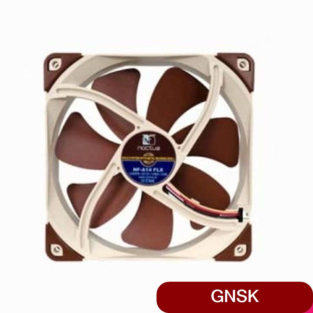 NOCTUA NF-A14 FLX 쿨러 튜닝 PC용품 hdd CPU i5-8500 jpxj, 상세페이지참조()