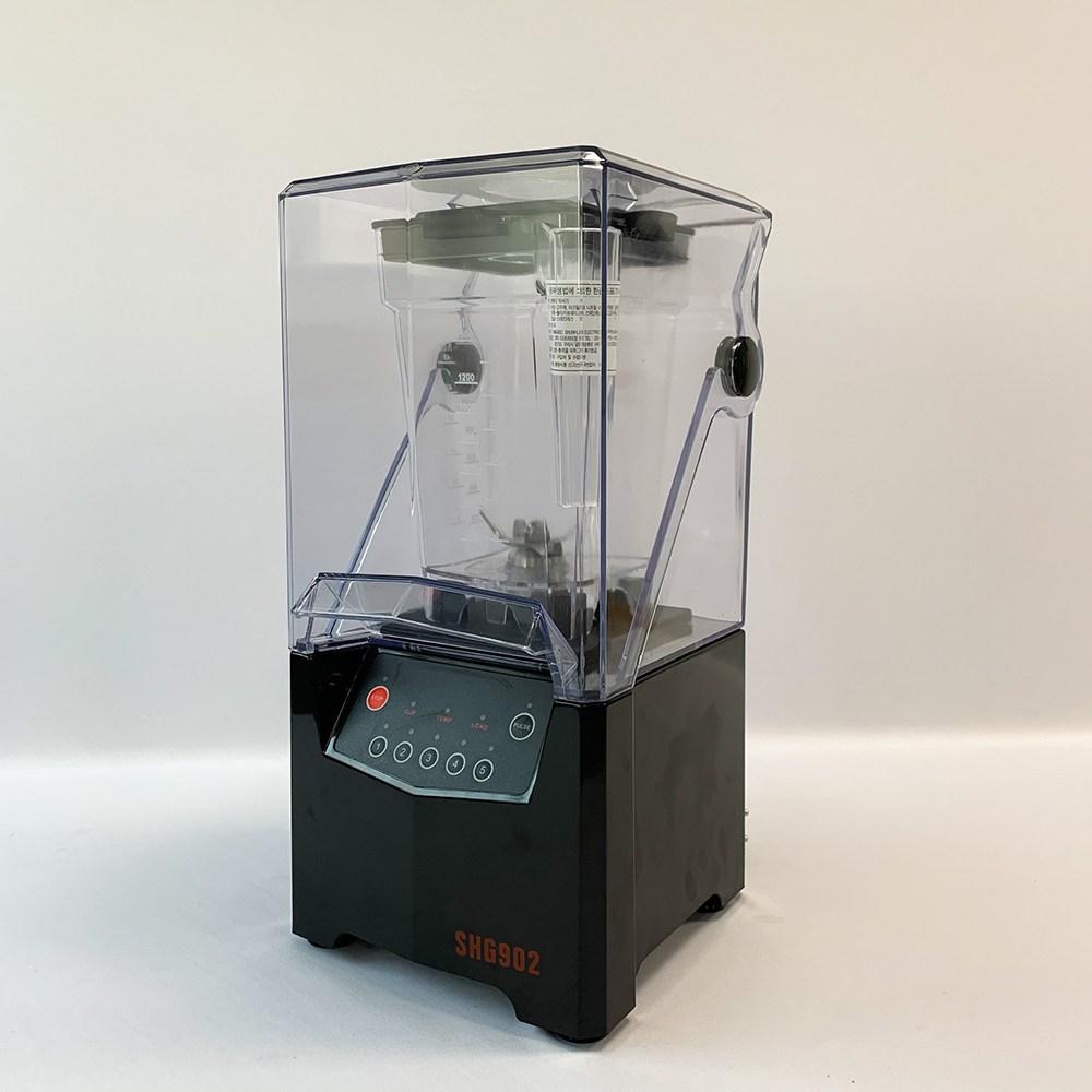 블렌탑 블렌더 믹서기 SHG-902 블랜더 카페 스무디 생과일주스 업소용