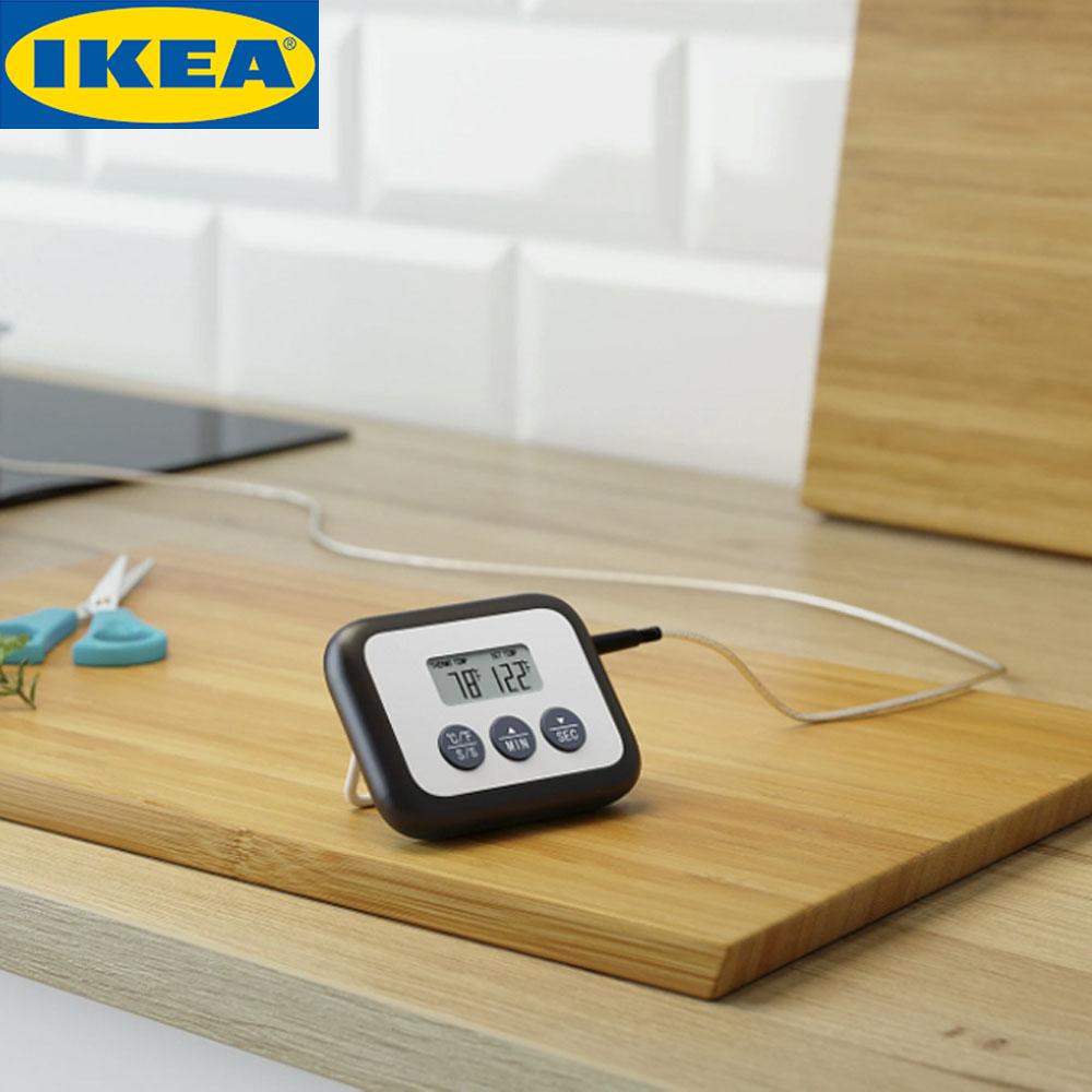 이케아 고기 스테이크 조리용 온도계 포원밀리언 온도체크기 심부 바베큐 온도계