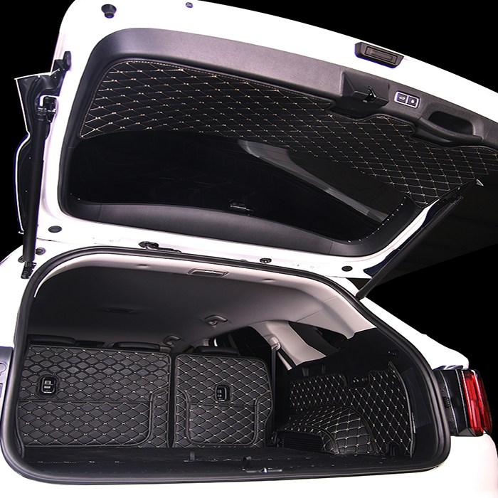 KHAN칸 쏘렌토 MQ4 5인승 카본 트렁크 풀매트