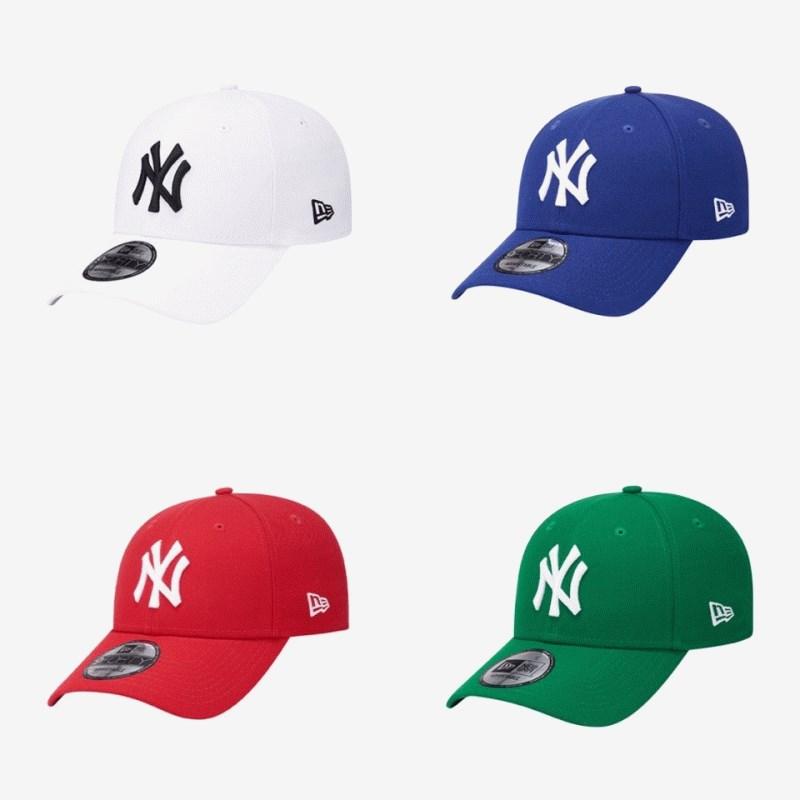 newera 뉴에라 베이직 MLB 뉴욕양키스 볼캡 4종 12359630 12359631 12359632 12359633 12359630 9631 9632 9633