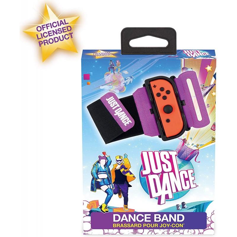 아음속 - 공식 댄스 밴드 저스트 댄스 2020 - 조이콘 닌텐도 스위치 조이콘 컨트롤러 암밴드 - 기쁨 -죄, 1, 단일상품
