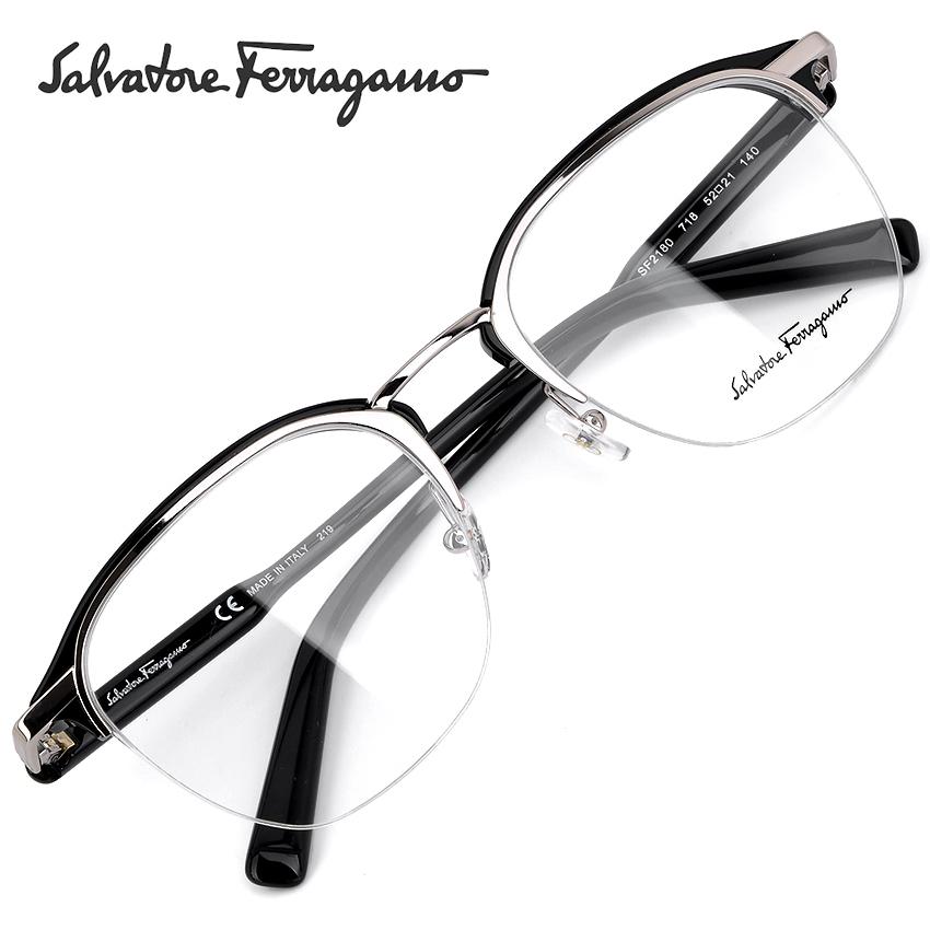 페라가모 SF2180 명품 안경테 SF2180-718(52) / FERRAGAMO / 트리시클로