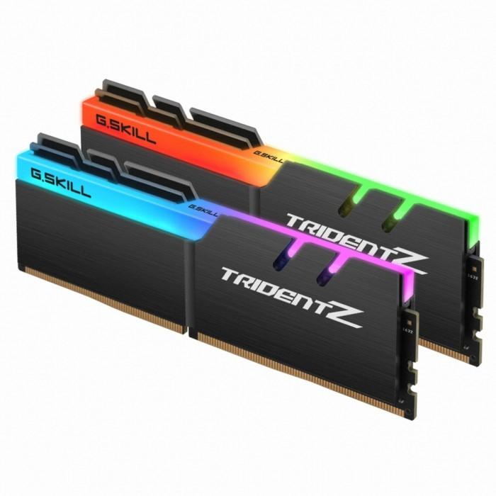 G.SKILL DDR4 16G PC4-25600 CL14 TRIDENT Z RGB 8Gx2