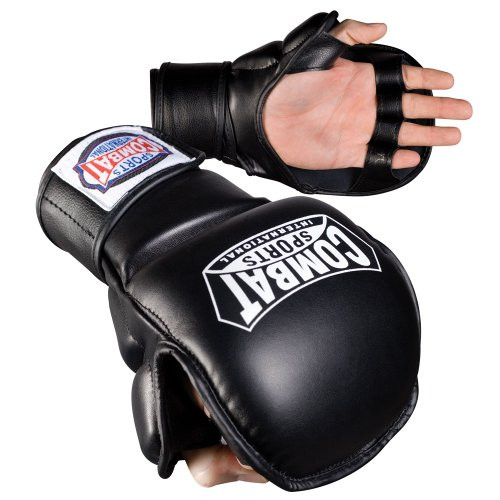 MMA 스파링 글러브 사이즈 택1 Combat Sports MMA Sparring Gloves, 옵션 1 Size = Large