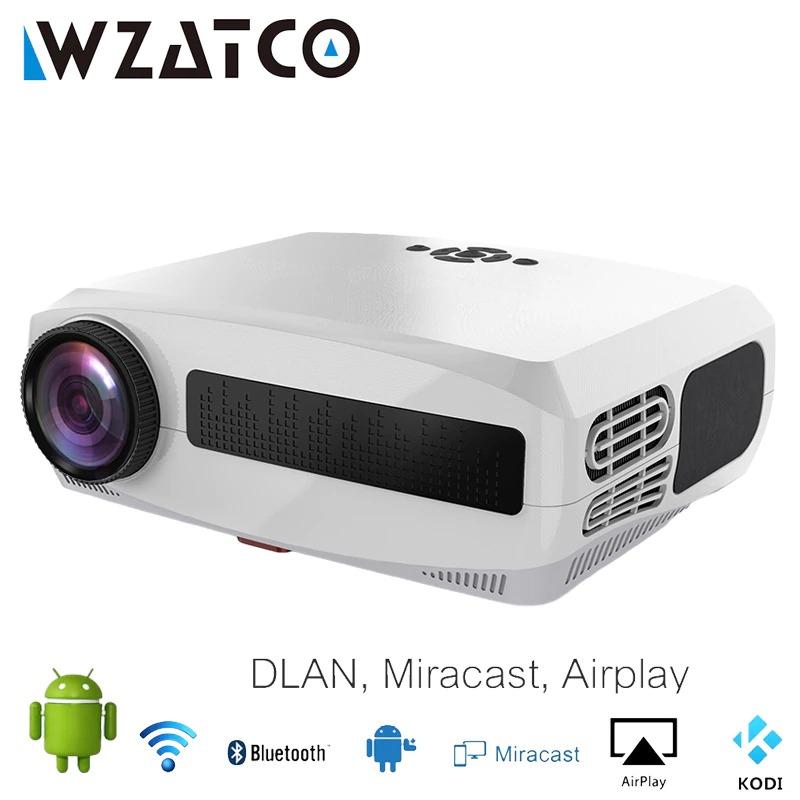 WZATCO C3 smart LED 빔프로젝터, 기본형
