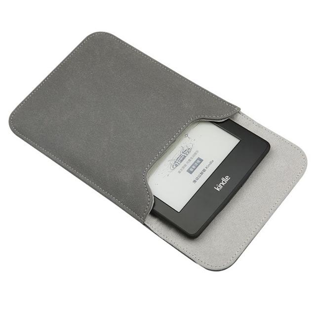 이북리더기 가죽 파우치 케이스 크레마 카르타 사운드업, 그레이, E41E3
