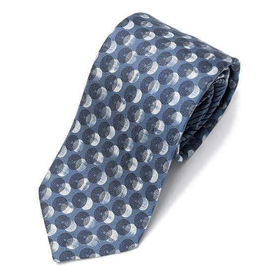 프라다 남성 실크 넥타이 UCR77 1H7N F0154 BLUE