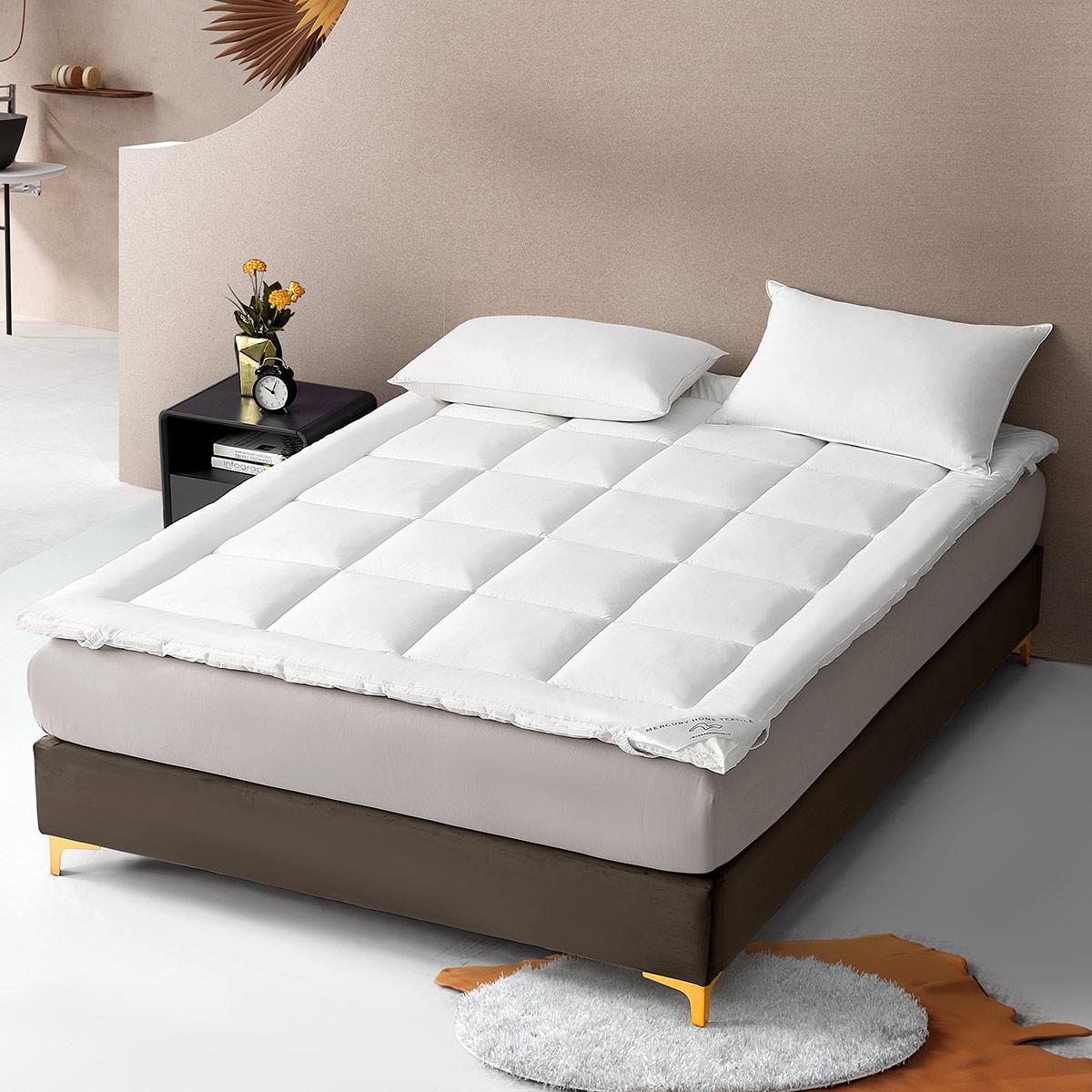 토퍼 템퍼 매트리스 침구 기타 입체 양모 싱글 2인용 다다미 침대 학생 기숙사, AA_1.2M (4 피트) 침대