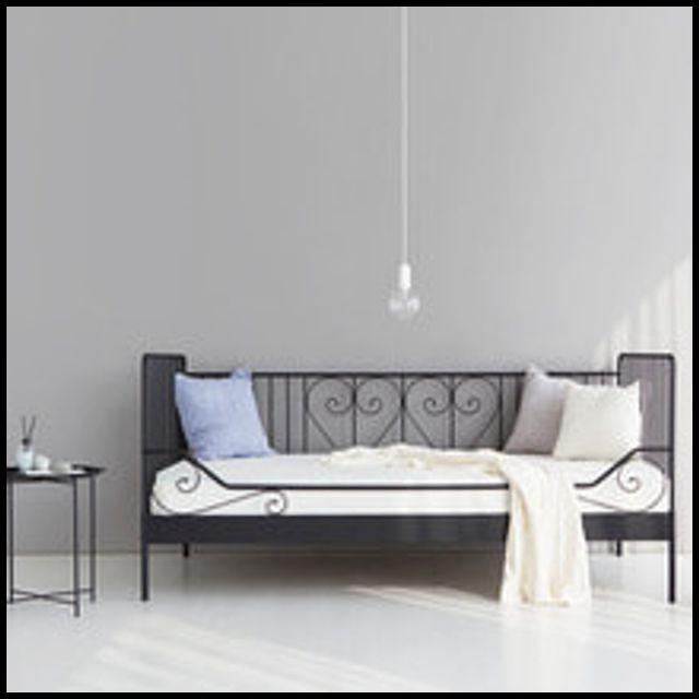 OT 마켓비 MELDAL 일체형침대 침대 싱글 100200 매트블랙 수면침대 데이베드, OWTD 본상품선택
