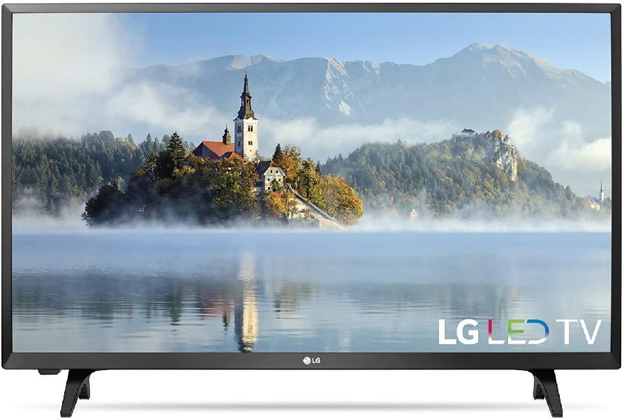 LG 엘지 32LJ500B 32인치 720p LED TV 2017 모델, 1, 단일상품