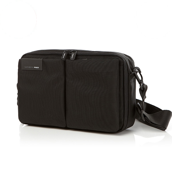 쌤소나이트레드 [쌤소나이트RED] TURRIS SLING BAG BLACK I81090