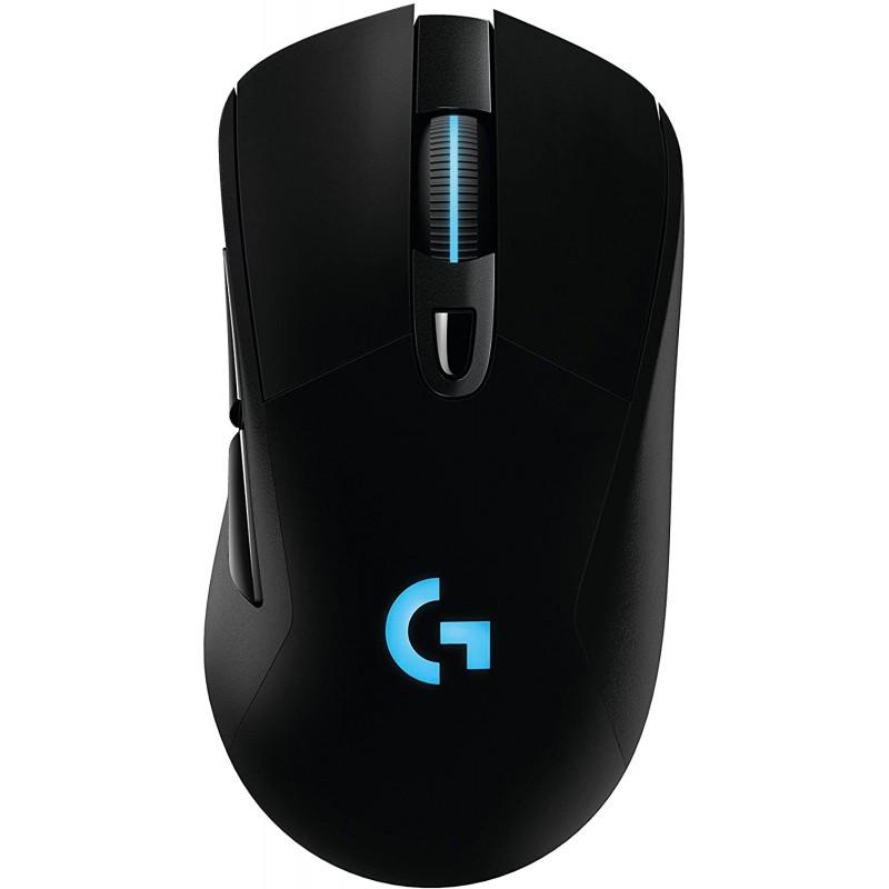 G703 WIRELESS GAMING MOUSE (BLACK), 단일상품, 단일상품