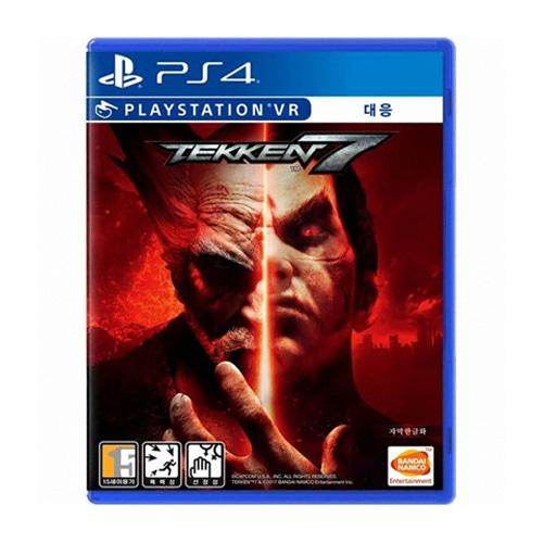 소니 PS4 철권7 한글판 새제품, 일반판