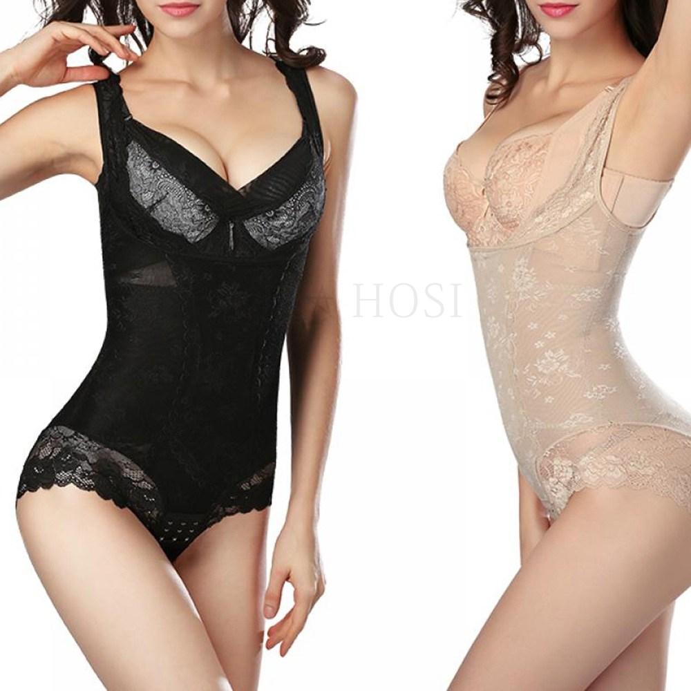 kirahosi 가성비 여자 보정속옷 바디쉐이퍼 올인원 217호+덧신증정 BLulj3xn