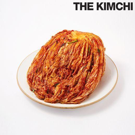 홍진경 더김치 포기김치 5kg, 단일상품