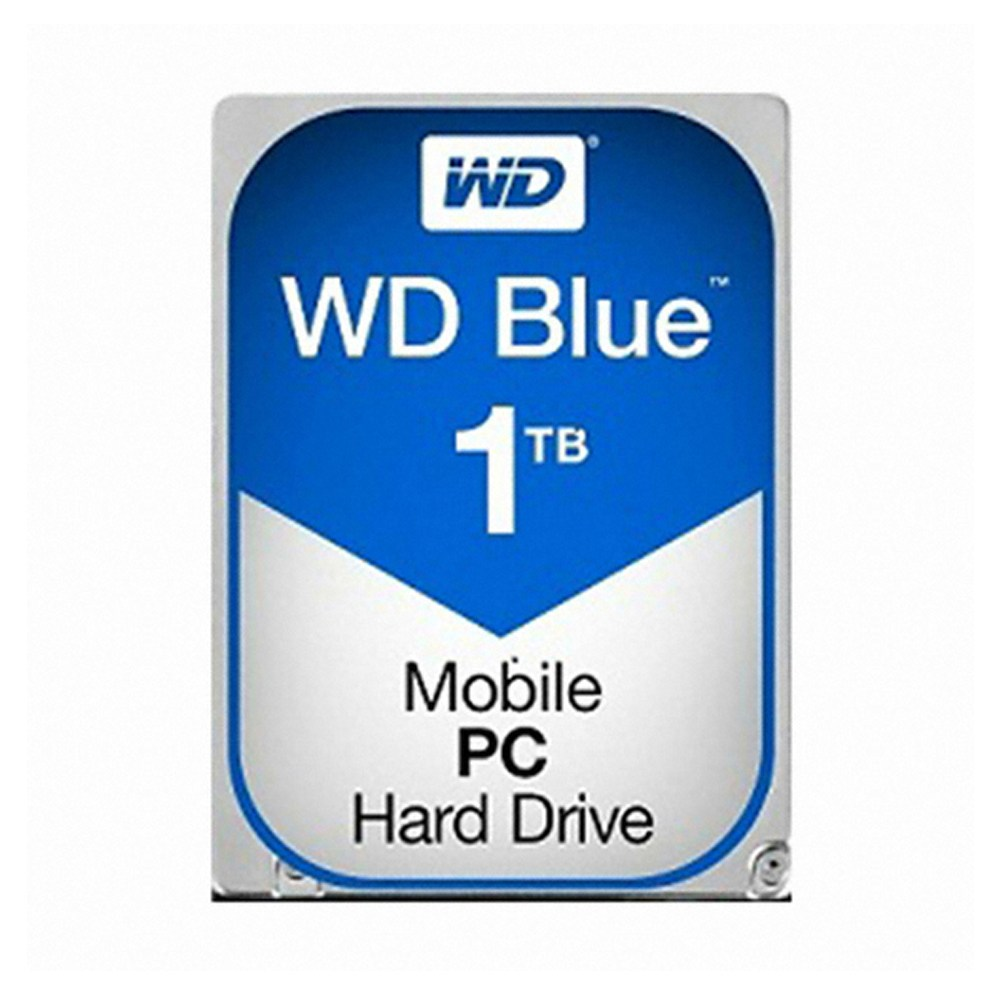 WD 정품 MOBILE BLUE 1TB SATA3 2.5인치 HDD 5400rpm 노트북용 하드 WD10SPZX 당일발송 (POP 4535610330)