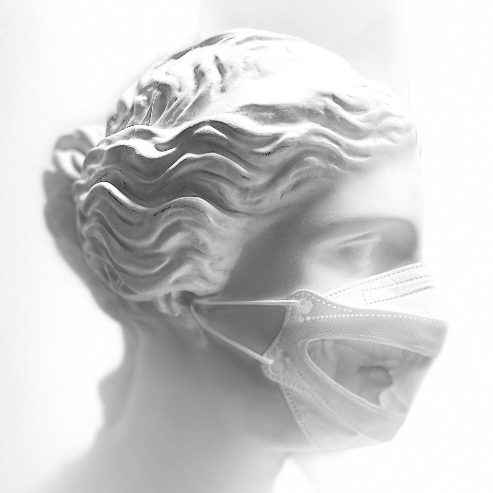 유승컴퍼니 청각장애 립뷰 투명 마스크 (특허청 디자인 등록), 1개