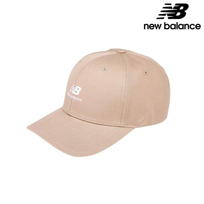 뉴발란스 NBGD9S0101-BE 베이직 로고캡 야구 모자