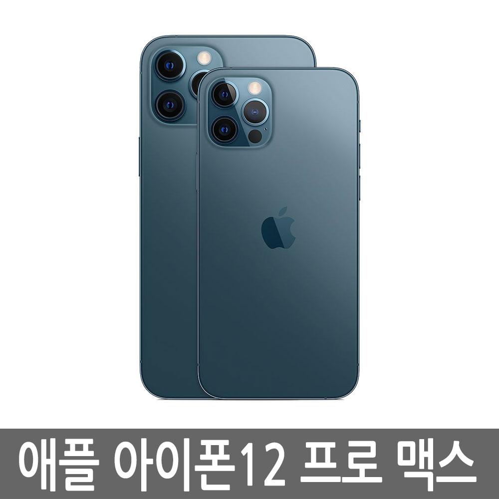 애플 아이폰12 프로 맥스 256GB 실버 자급제, 아이폰XS 맥스 256GB 자급제폰