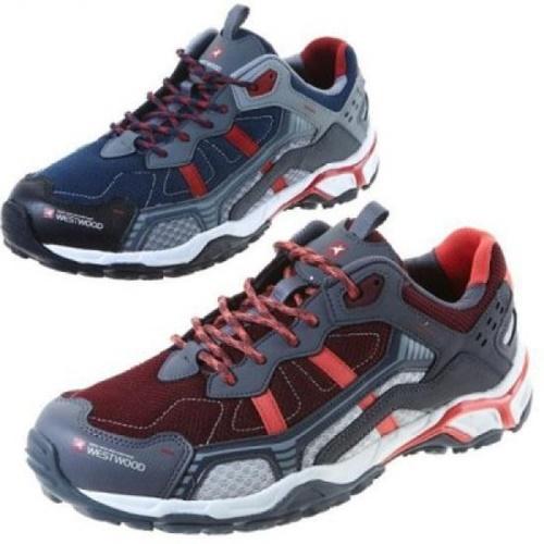 웨스트우드 남성 사계절 등산 트레킹 레져 생활 방수 가벼운 경량 신발
