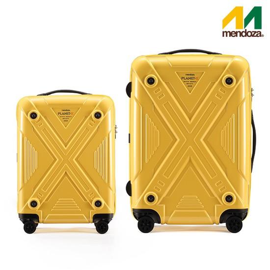 [멘도자]플래닛 엑스 PLANET X 20형+27형 세트 여행용 캐리어