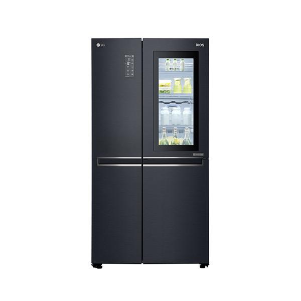 [LG전자] S631MC75Q 노크온 매직스페이스 양문형냉장고 636L, 상세 설명 참조