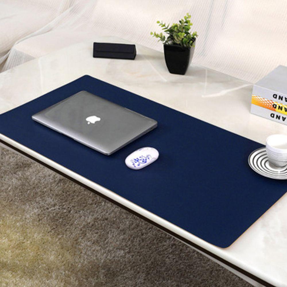 밀릭 데스크매트 책상깔판 키보드 마우스패드 컴퓨터
