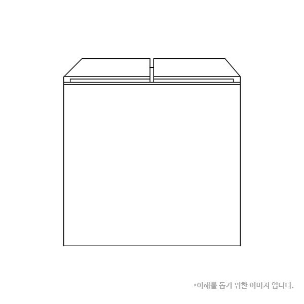 삼성전자 202L 뚜껑형 김치냉장고 RP20T3241Z4