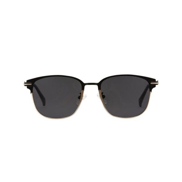 블루엘리펀트 ENZO black 선글라스 하트 엄마 복고 스타일 호박