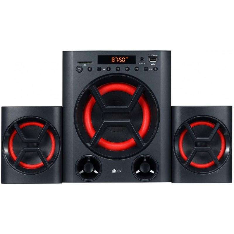 COMPACT 스테레오 LG LK72B 홈 오디오 시스템, 단일옵션, 단일옵션