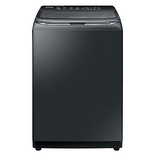 삼성전자 WA22T7870KV 전자동세탁기 세탁용량 22kg 듀얼DD모터 액티브워시 블랙캐비어, 세탁기/세탁기
