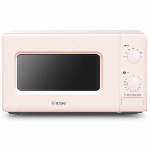 [하이마트] 위니아대우 전자레인지 WKRM204DKK [20L/핑크], 단일상품