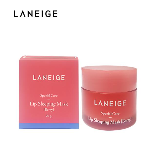 라네즈 립 슬리핑 마스크 / 베리/ 입술 마스크, 단품