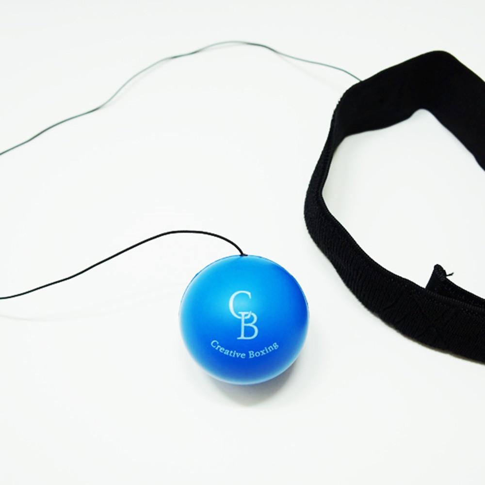 복싱 탭볼 동체시력 훈련 권투 공 코로나 집에서 놀기 재밌는 순발력 운동 기구 크리에이트 탭볼, 일반용 오렌지