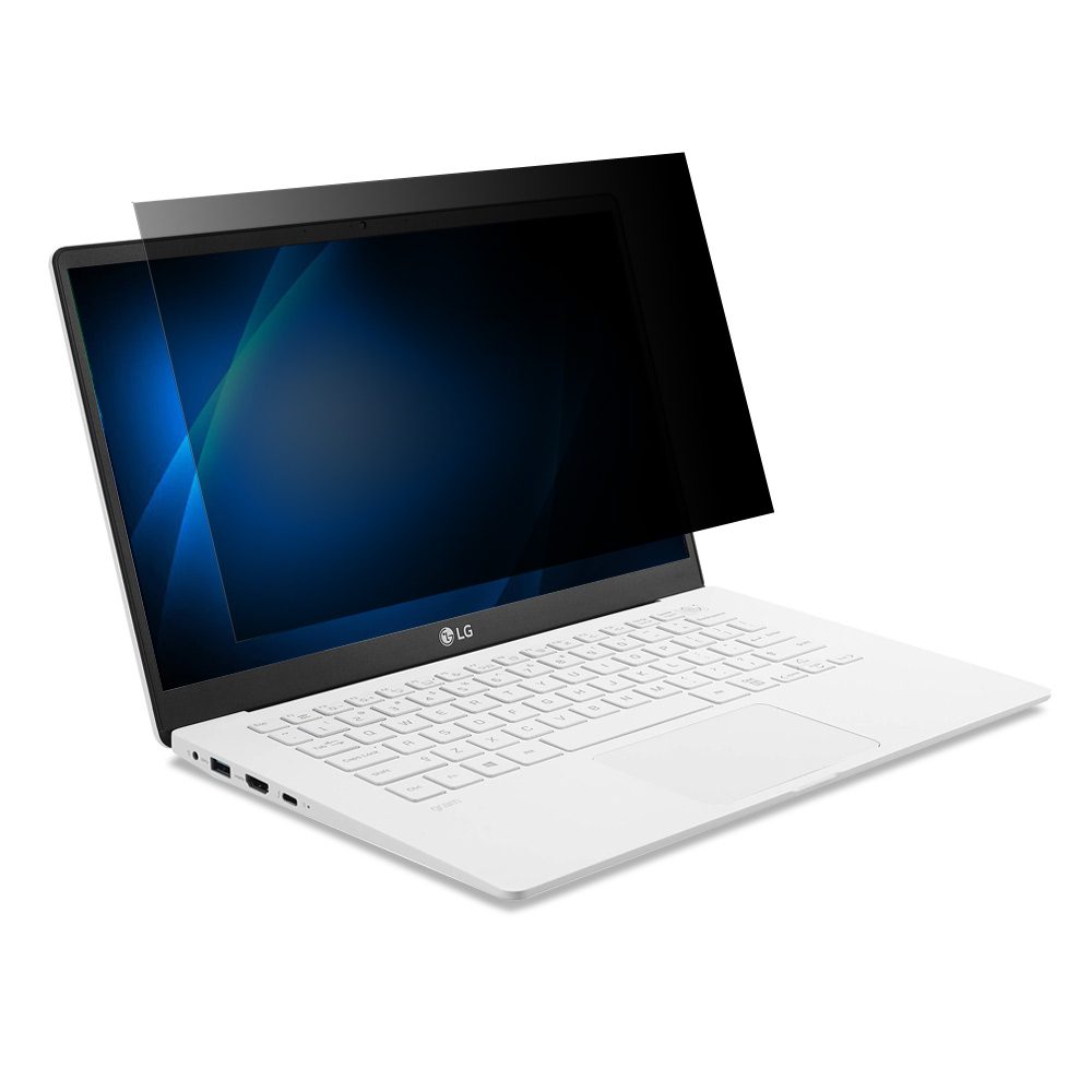 다이아큐브 엘지 (LG) 노트북 무반사 고투명 프리미엄 프라이버시 정보보호 보안필름(전면점착형), 1개, LG 그램 15 15.6인치