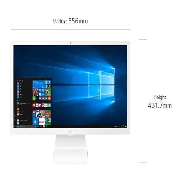 LG 엘지 일체형 컴퓨터 24V570-GAP50L