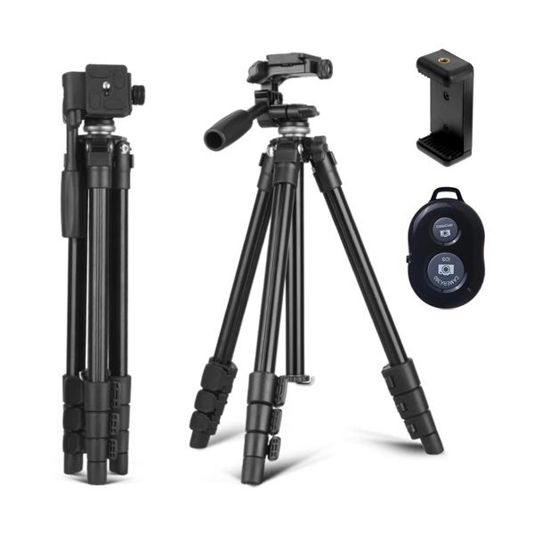 호루스벤누 TM-4LN 스마트폰 카메라 삼각대 (블루투스 리모콘 포함)