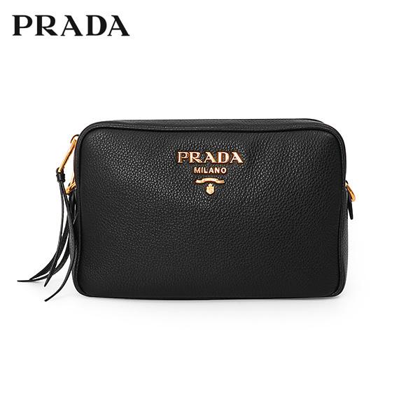 [Prada]프라다 20FW 로고 가죽 숄더백 여성 크로스백 1BH082 2BBE F01IL